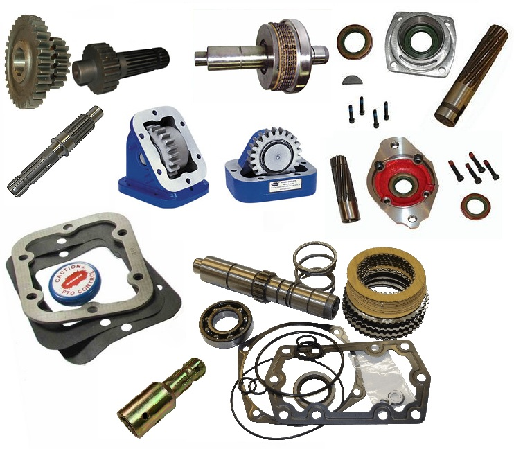Muncie PTO Parts and Muncie Power Products Repair Parts. Muncie Hydraulic Pump Parts.
